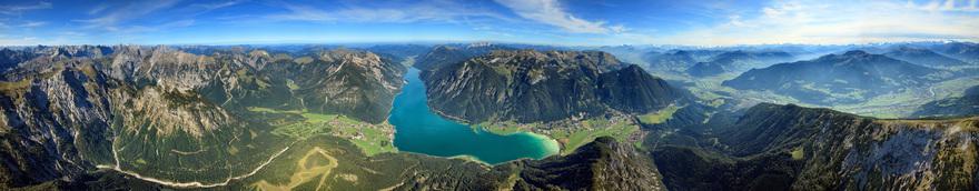 Achensee - Panorama / Tirol