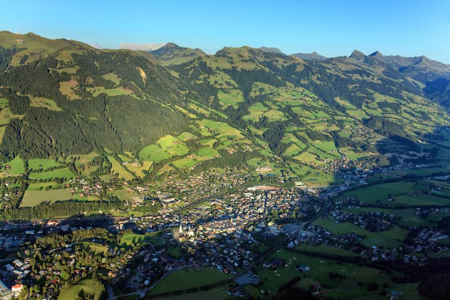 Kitzbuehel in Tirol