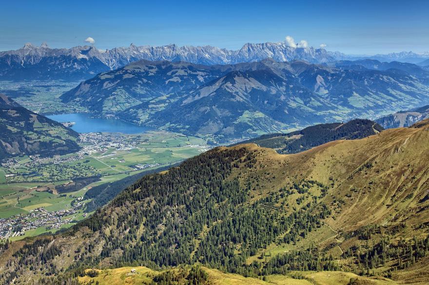 Pinzgau im Salzburger Land