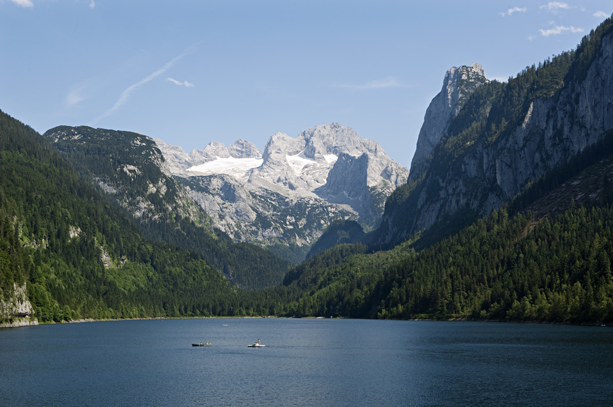 Lake Gosausee / Upper Austria
