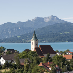 Weyregg / Attersee Lake Region / Upper Austria