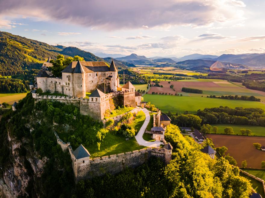 Burg Hochhosterwitz, Kärnten