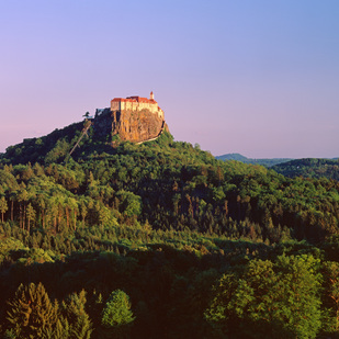 The Riegersburg Castle, Styria