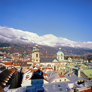 View of Innsbruck, Tirol