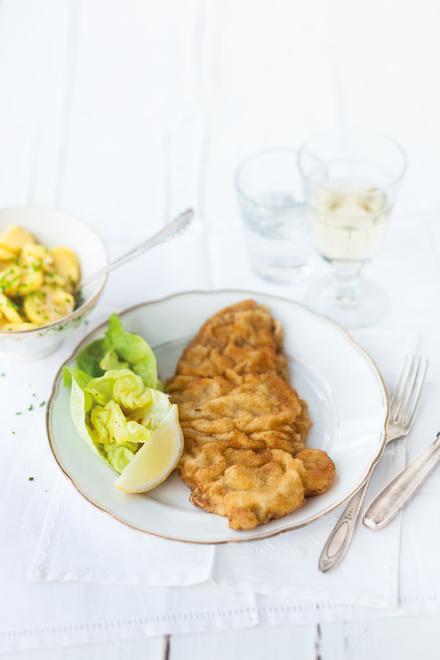 Wiener Schnitzel © Österreich Werbung, Fotograf: Wolfgang Schardt