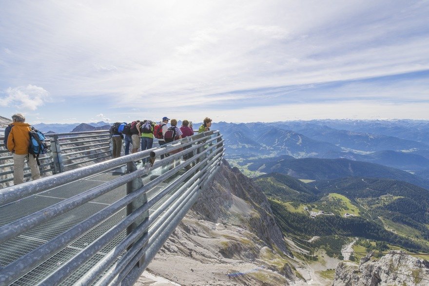 Dachstein Südwand Skywalk