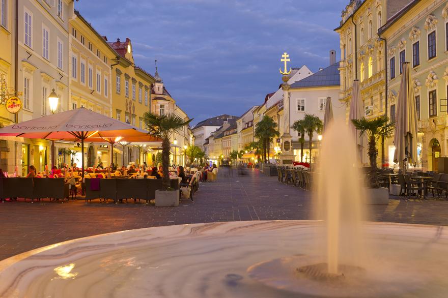 Innenstadt Klagenfurt