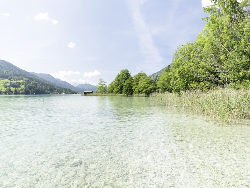 Lake Weissensee