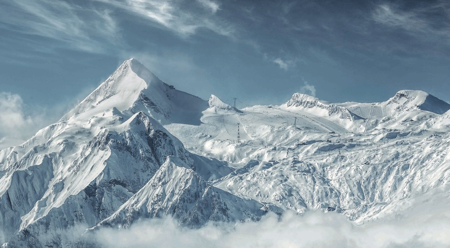 Kitzsteinhorn Ansicht