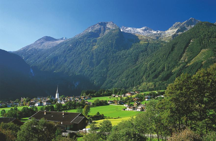 Krimml / Pinzgau / Salzburger Land