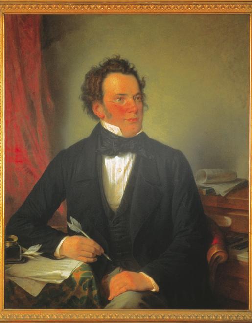 Franz Schubert Porträt / Geburtshaus