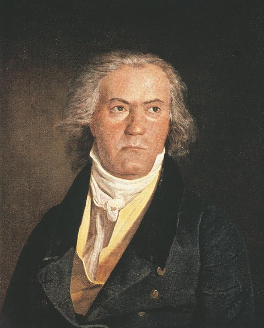 Ludwig van Beethoven / Portät / Gemälde