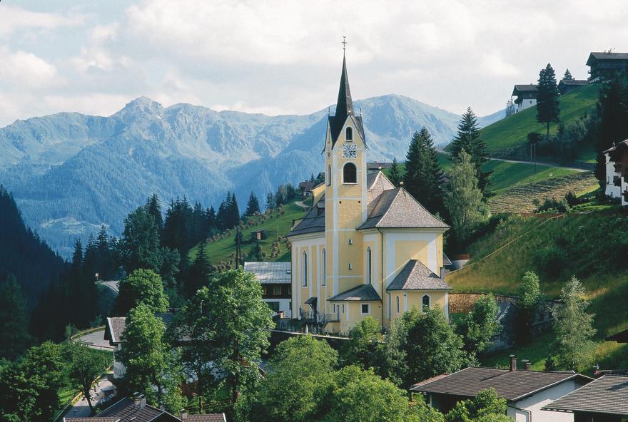 Ausservillgraten in Osttirol. © Österreich Werbung, Fotograf: Niederstrasser