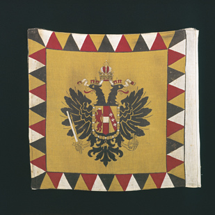 Old imperial flag - Double headed eagle