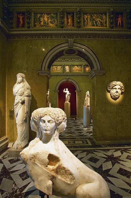 Kunsthistorisches Museum in Wien / Antikensammlung