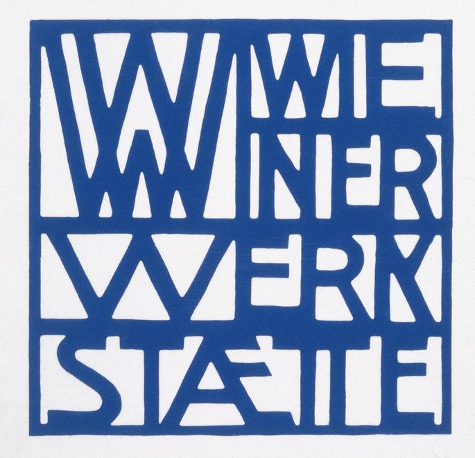 Firmenzeichen / Logo / Wiener Werkstätte