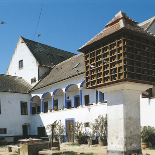 Cselley Mühle in Oslip