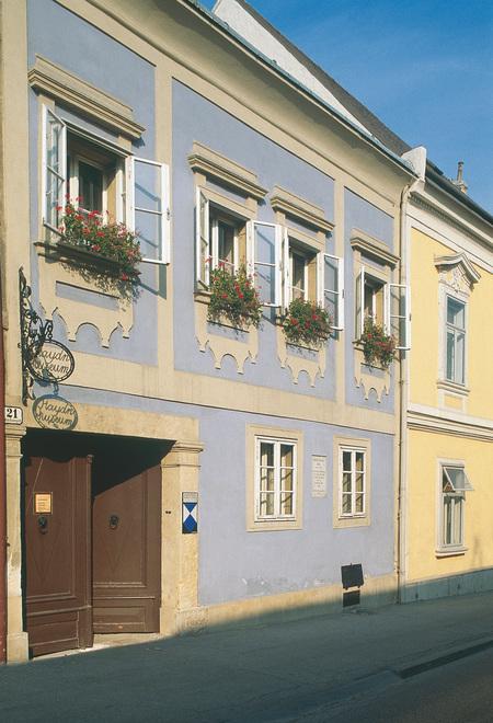 Haydn Haus in Eisenstadt / Burgenland