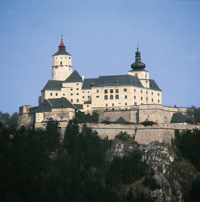 Forchtenstein Castle, Burgenland