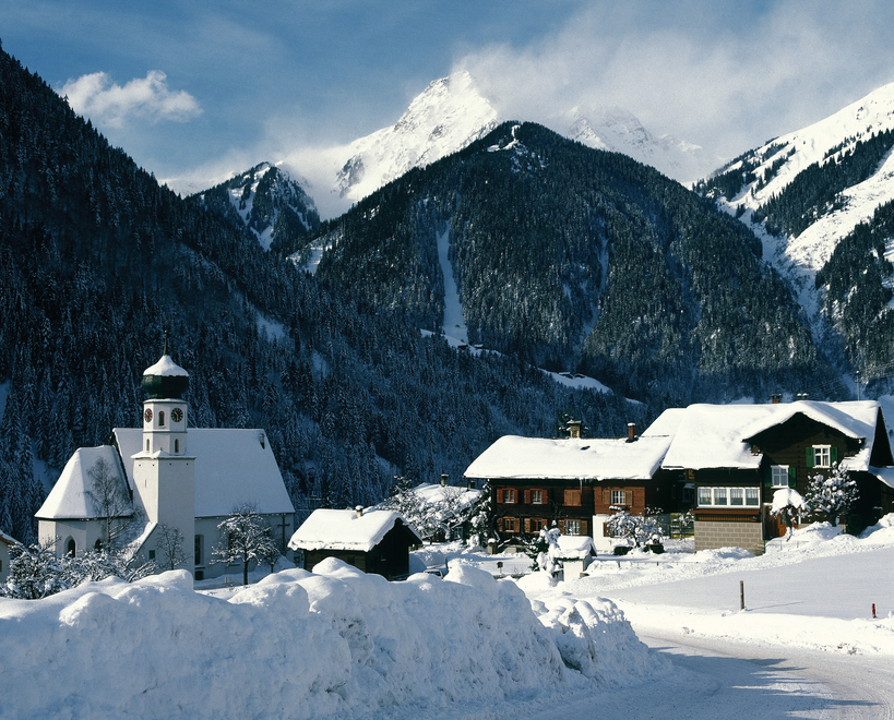 St. Gallenkirch / Montafon