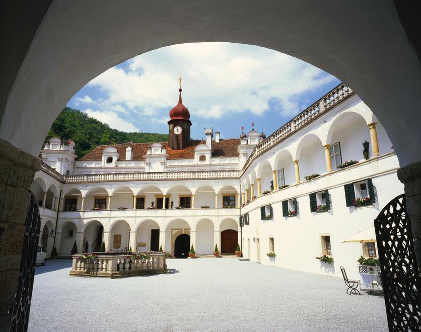 Schloss Herberstein / Oststeiermark