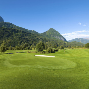 Golf course Dolomitengolf in East Tirol
