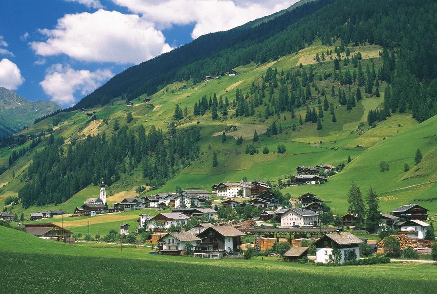 Innervillgraten in Osttirol © Österreich Werbung, Fotograf: Niederstrasser