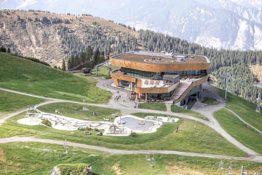 Bergstation Spieljochbahn Fügen-Zillertal