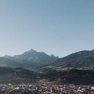 View of Innsbruck