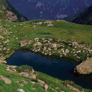 Hohe Tauern National Park / Wangenitz Valley in Carinthia