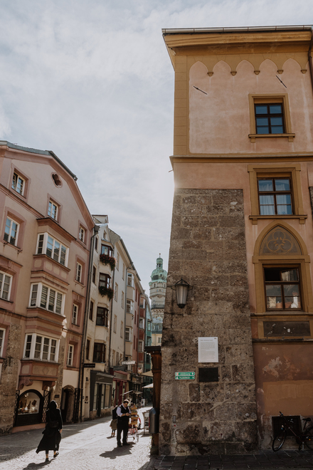 A tour around the city of Innsbruck