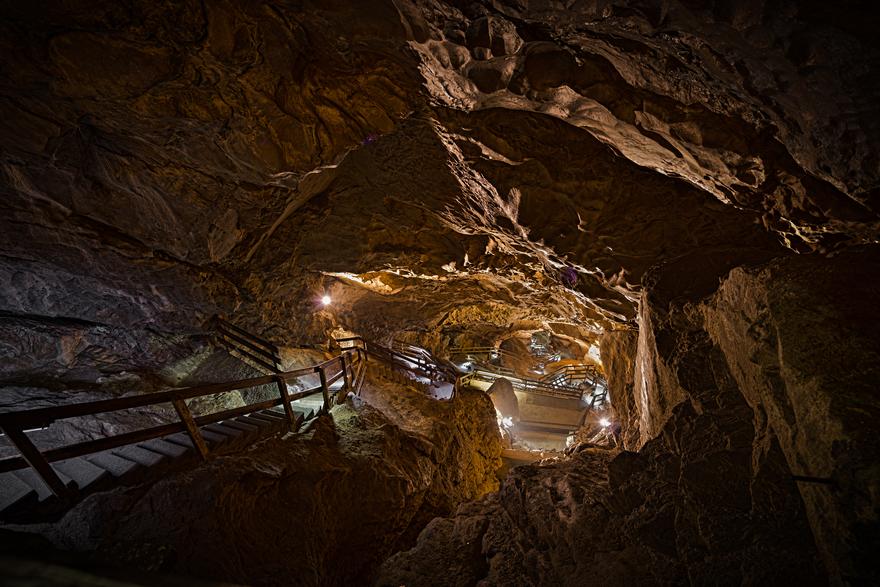 Lamprechtshöhle im Salzburger Saalachtal