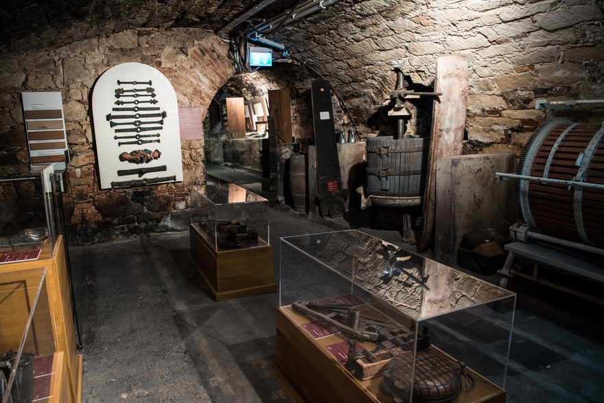 Weinmuseum im Schloss Esterhazy