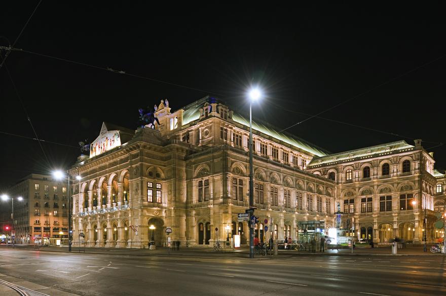 Staatsoper in Wien