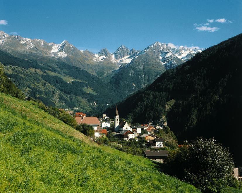 Kauns in Tirol
